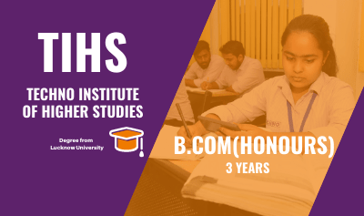 best bcom honours college in lucknow